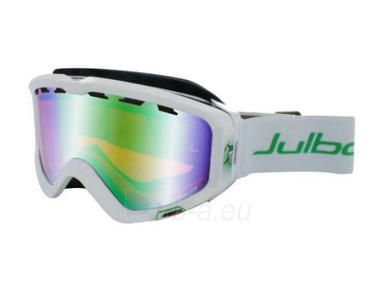 Slidinėjimo akiniai Julbo DOWN, balta/žalia Paveikslėlis 1 iš 2 250520802016