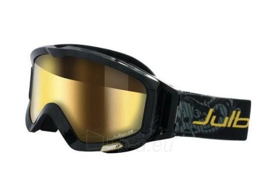 Slidinėjimo akiniai METEOR, juoda/geltona Paveikslėlis 1 iš 2 250520802007