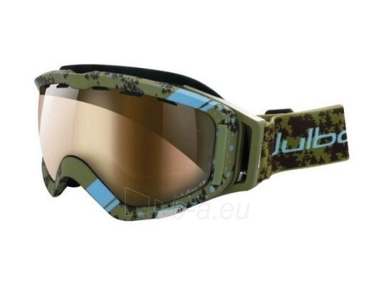 Slidinėjimo akiniai ORBITER, kamufliažo/mėlyna Paveikslėlis 1 iš 2 250520802004