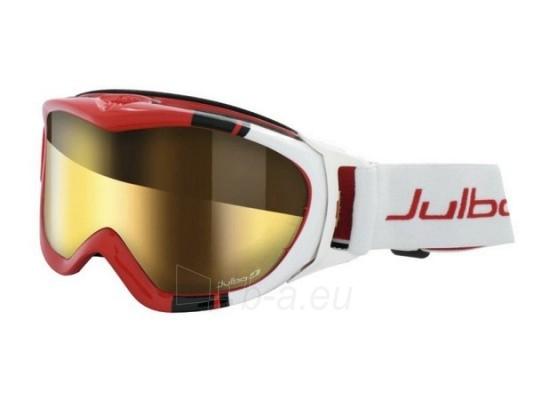 Slidinėjimo akiniai REVOLUTION, raudona/balta Paveikslėlis 1 iš 2 250520802010
