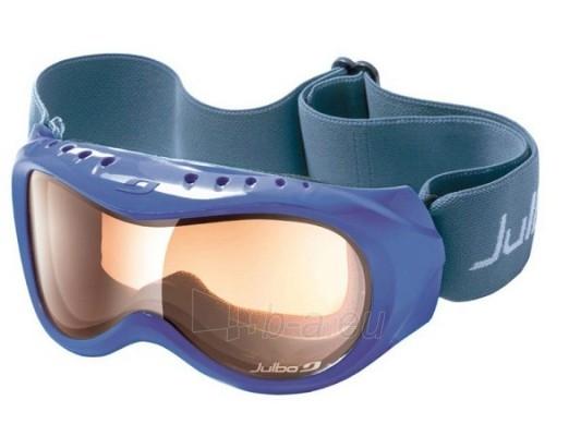 Slidinėjimo akiniai SATELLITE, mėlyna Paveikslėlis 1 iš 1 250520802067