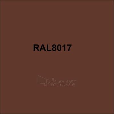 Colored tin (Polyester) RAL8017 brown Paveikslėlis 1 iš 1 210260000011