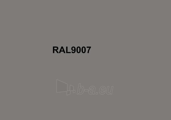 Spalvota skarda (poliesteris) RAL9007 pilka Paveikslėlis 1 iš 1 210260000008