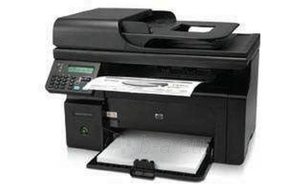 Spausdintuvas HP LASERJET PROFESSIONAL M1212NF MFP Paveikslėlis 1 iš 1 250253410056