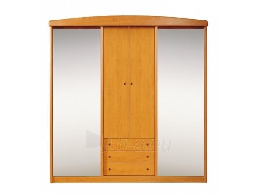 Cupboard 205-4D with mirror Paveikslėlis 1 iš 1 250435000001
