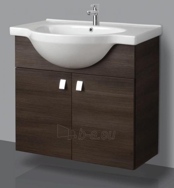 Cabinet vanity Riva75 SA75-11 dark Paveikslėlis 1 iš 2 250401000133