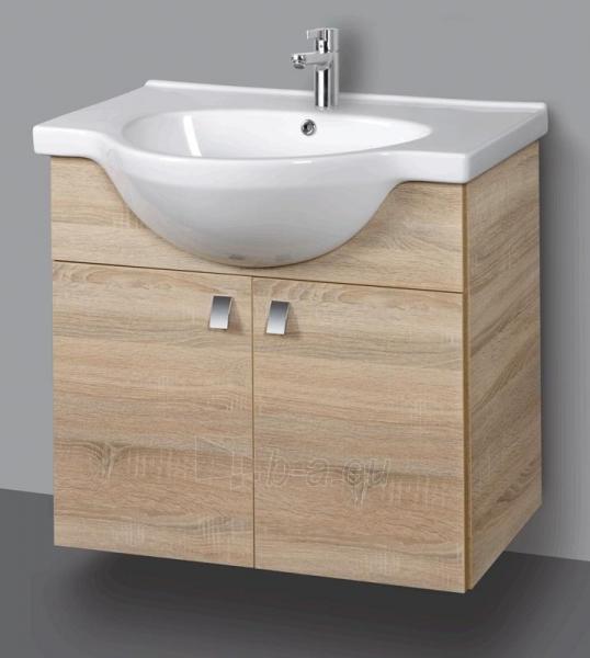 Cabinet vanity Riva75 SA75-11 sonoma Paveikslėlis 1 iš 2 250401000137