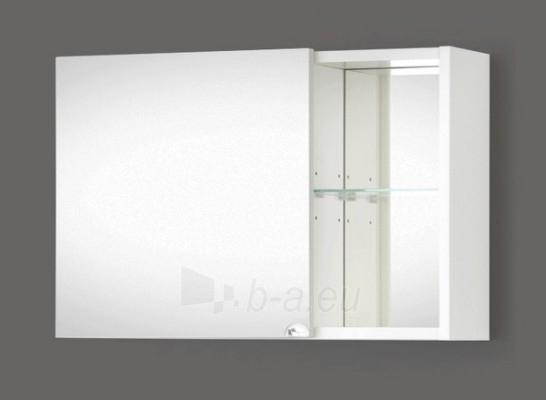 Spintelė su veidrodžiu Riva SV62-1 (viršutinė) Paveikslėlis 1 iš 2 250401000031