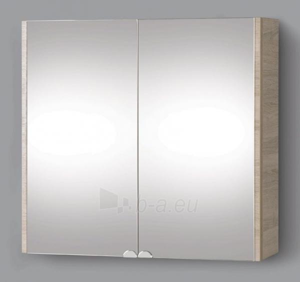 Spintelė su veidrodžiu Riva75 SV75-12 sonoma Paveikslėlis 1 iš 2 250401000136