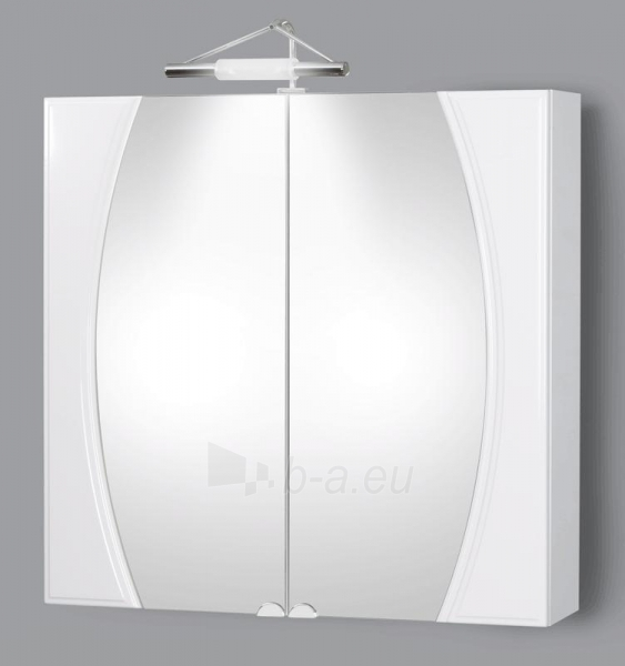 Spintelė su veidrodžiu Riva80 SV80-1 Paveikslėlis 1 iš 2 250401000124