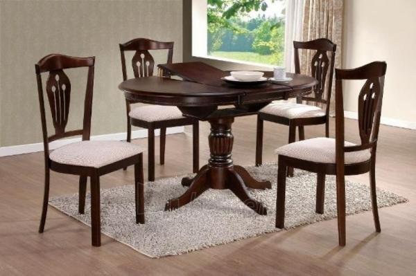 Valgomojo stalas William Paveikslėlis 2 iš 3 250405110077