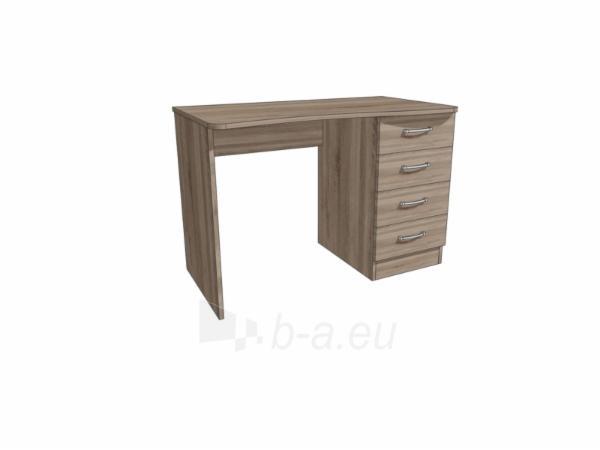 Stalas be klaviatūros ST-03, vyšnia Paveikslėlis 1 iš 1 250471000071