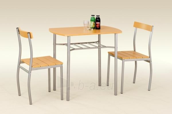 Stalas su kėdėm LANCE (alksnis) Paveikslėlis 1 iš 1 250452000006