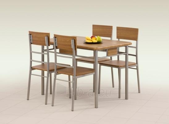 Stalas su kėdėm NATAN Paveikslėlis 1 iš 1 250452000001