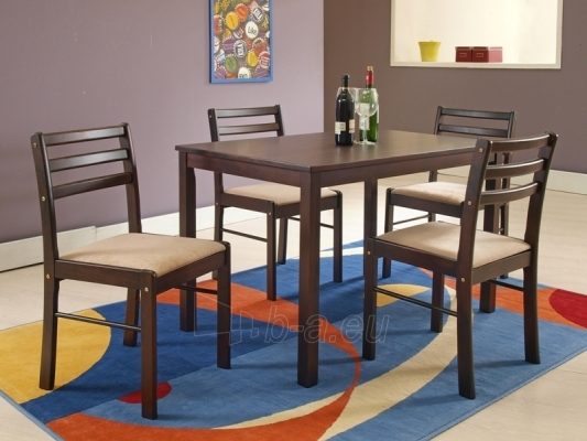 Stalas su kėdėm NEW STARTER Paveikslėlis 2 iš 2 250452000012