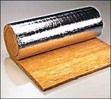 Stiklo vatos demblys Isotec KIM-AL 20x1200x10000 Paveikslėlis 1 iš 1 237840500000