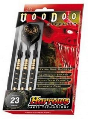 Strėlyčių rinkinys HARROWS VooDoo ED122, 23 gr Paveikslėlis 1 iš 1 251010000031