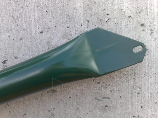 Stulpo atrama apvali karštai cinkuota 60x4000 dažytas Paveikslėlis 1 iš 2 239330000017