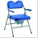 Sulankstoma tualeto kėdė be ratukų (H407) Paveikslėlis 1 iš 1 250630800005