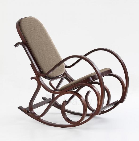 Supamas fotelis MAX BIS PLUS (riešutas) Paveikslėlis 1 iš 1 250412000053