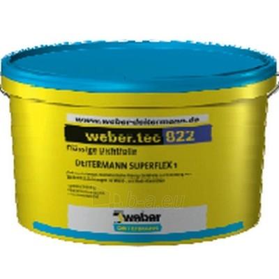 Superflex 1 (weber.tec 822) šviesiai pilkas 4 kg Paveikslėlis 1 iš 1 236890100015