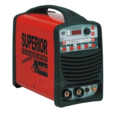 welding machine Superior 242, Tig Paveikslėlis 1 iš 1 225271000062