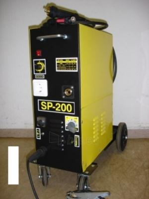 Suvirinimo pusautomatis SP-200 Paveikslėlis 1 iš 1 225271000058