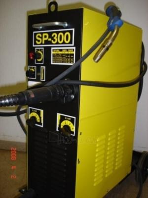 metināšanas pusautomāts SP-300 Paveikslėlis 1 iš 1 225271000010