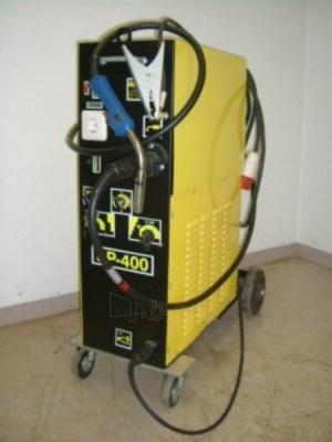 Suvirinimo pusautomatis SP-400 Paveikslėlis 1 iš 1 225271000009