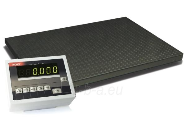 Svarstyklės 4B1500-IP65 Paveikslėlis 1 iš 1 30019800012
