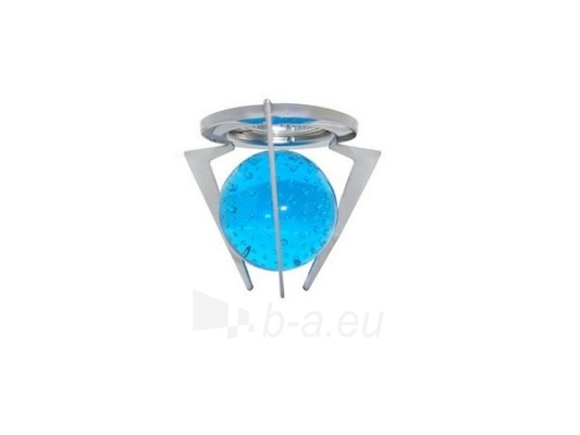 Šviestuvas NETL-81 PN/BL mėlynas (skarda) Paveikslėlis 1 iš 1 224150000291