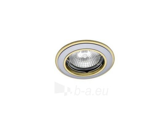 Šviestuvas NETL-DS02 PC/G perlinis chromas/auksas Paveikslėlis 1 iš 1 224150000313