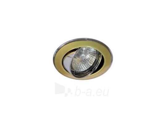 Šviestuvas NETL-DT02 PG/N perlinis auksas/nikelis Paveikslėlis 1 iš 1 224150000326