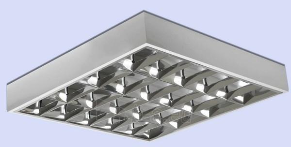 Šviestuvas lium. Sling 4x18 EVG/IP20 v/t Paveikslėlis 1 iš 1 224111000013