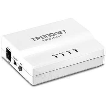 TRENDNET 1-PORT MULTI-FUNCTION USB PRINT Paveikslėlis 1 iš 1 2502534500045