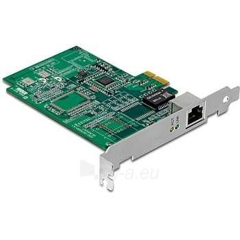 TRENDNET GIGABIT PCI EXPRESS ADAPTER Paveikslėlis 1 iš 1 250257300127
