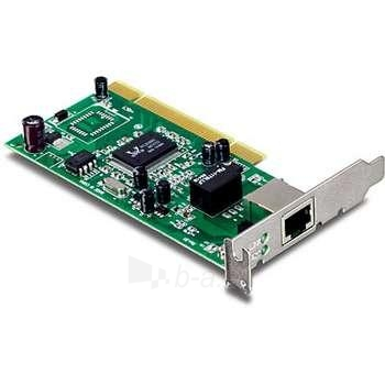TRENDNET LOW PROFILE GIGABIT PCI ADAPTER Paveikslėlis 1 iš 1 250257300128