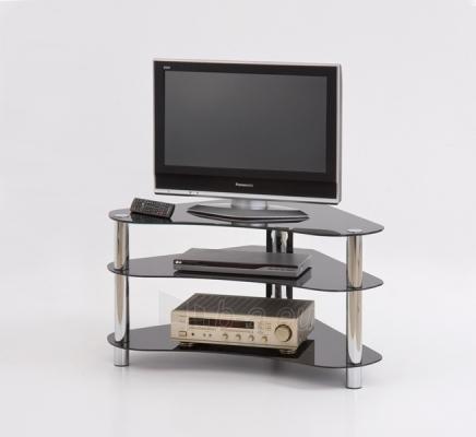 TV staliukas RTV-13 (juodas) Paveikslėlis 2 iš 2 250415000142