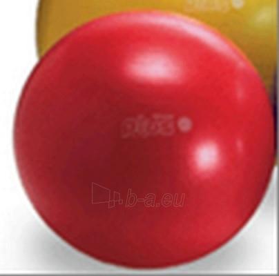 Terapinis kamuolys Gymnic 85cm, raudonas Paveikslėlis 1 iš 1 250620200026