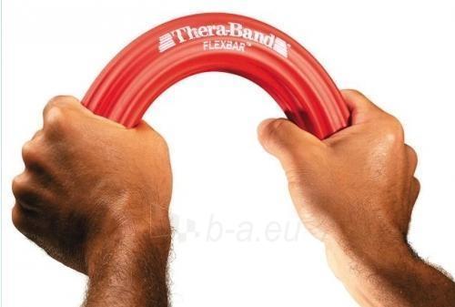 Thera-Band Flexbar rankos treniruoklis, mėlynas Paveikslėlis 2 iš 8 250630500023