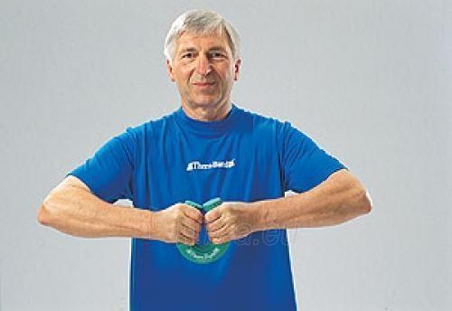 Thera-Band Flexbar rankos treniruoklis, mėlynas Paveikslėlis 5 iš 8 250630500023