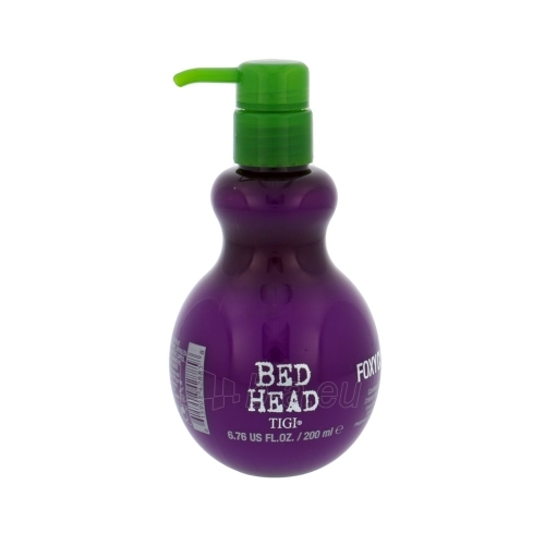 Tigi Bed Head Foxy Curls Countour Cream Cosmetic 200ml Paveikslėlis 1 iš 1 250832500105