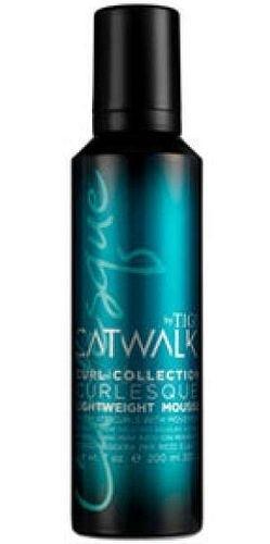 Tigi Catwalk Curlesque Lightweight Mousse Cosmetic 200ml Paveikslėlis 1 iš 1 250832500141