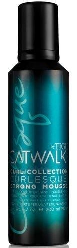 Tigi Catwalk Curlesque Strong Mousse Cosmetic 200ml Paveikslėlis 1 iš 1 250832500142