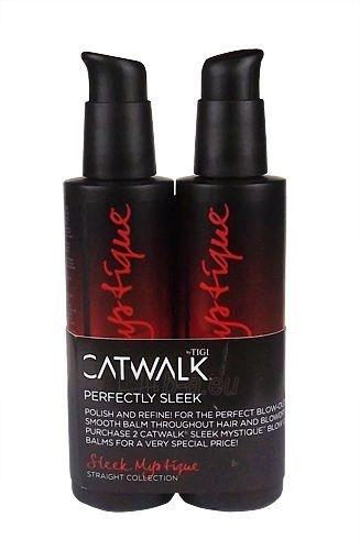 Tigi Catwalk Sleek Mystique Blow Out Balm Cosmetic 180ml Paveikslėlis 1 iš 1 250832500157