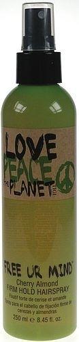 Tigi Love Peace & The Planet Leave In Hairspray Cosmetic 250ml Paveikslėlis 1 iš 1 250832500167