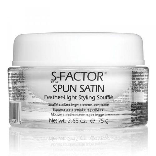 Tigi S Factor Spun Satin Souffle Cosmetic 75g Paveikslėlis 1 iš 1 250832500182