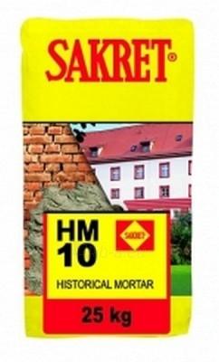 Tinkas seniems pastatams HM-10 25kg Paveikslėlis 1 iš 1 236760200000