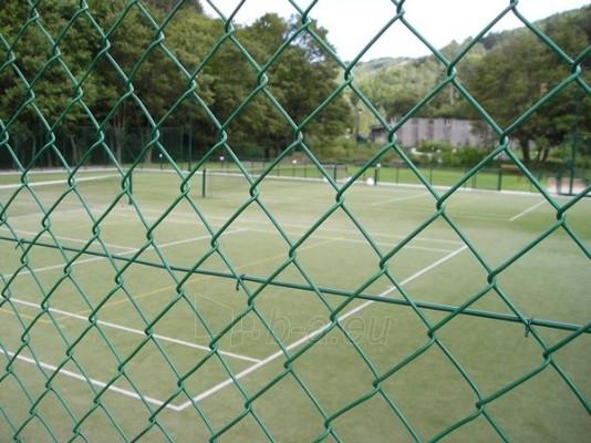 Tinklas teniso/sporto aikštelėms EXTRUDEX 40x40mm 1.5x15m žalias Paveikslėlis 1 iš 2 239340300017