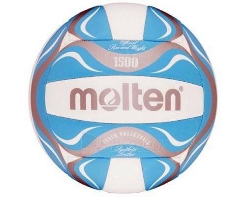 Tinklinio kamuolys MOLTEN BV1500-LB Paveikslėlis 1 iš 1 250520102009